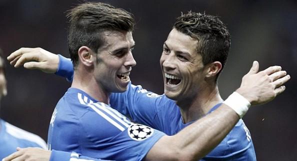 Bale, Ronaldo