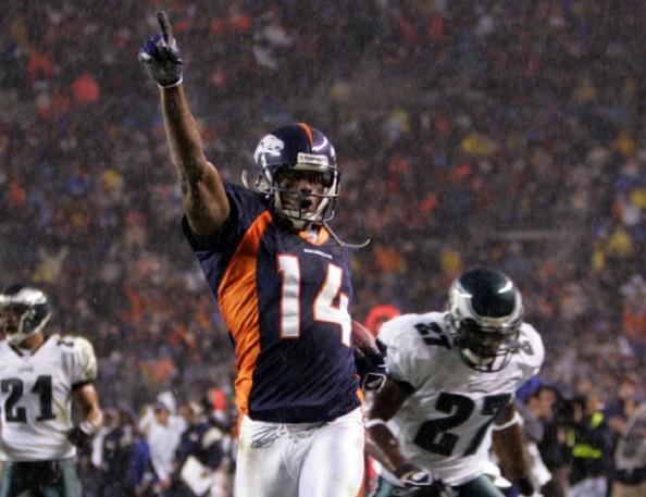 Broncos Touchdown