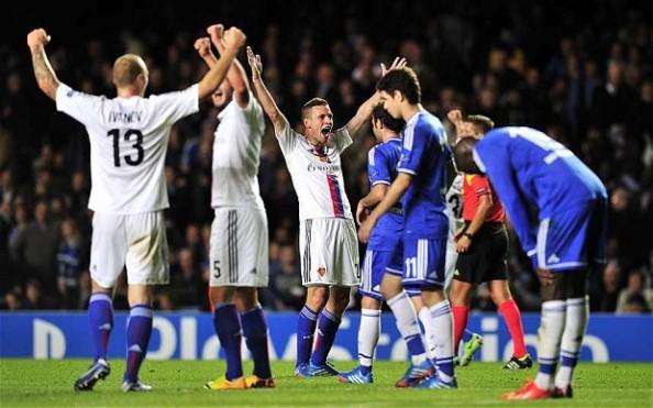 Chelsea Lose