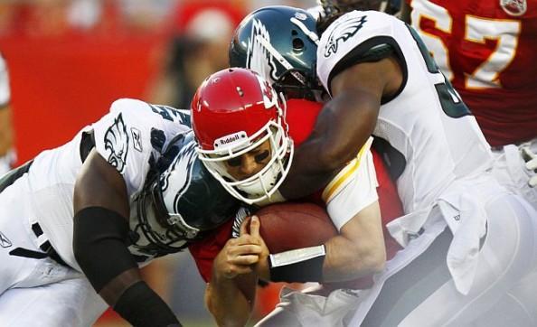 Chiefs vs Eagles