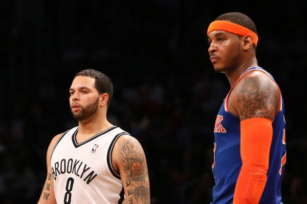 Deron Williams, Carmleo Anthony