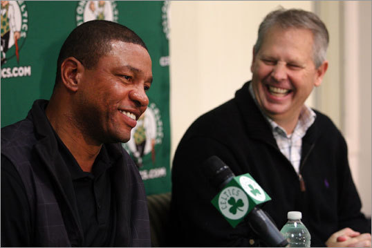 Doc Rivers Danny Ainge Doc Rivers Admits He Screwed the Boston Celtics