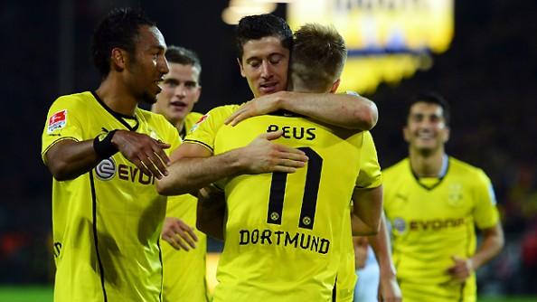 Dortmund Hamburg 6-2