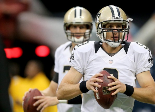 Drew Brees Saints