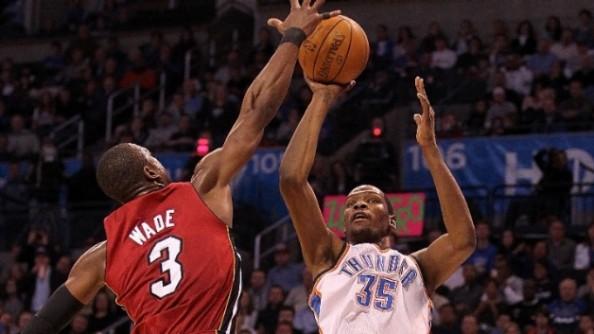 Durant vs Wade