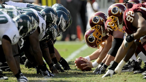 Eagles vs Redskins
