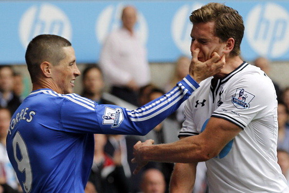 Fernando Torres Scatch Chelsea FC   Fernando Torres Getting Noticed For the Wrong Thing