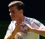 Gareth Bale unveiled at Real Madrid