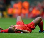 Glen Johnson Injured