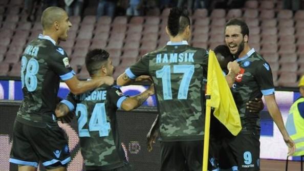 Gonzalo Higuain & Napoli Friends