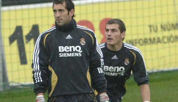 Iker Casillas vs Diego Lopez