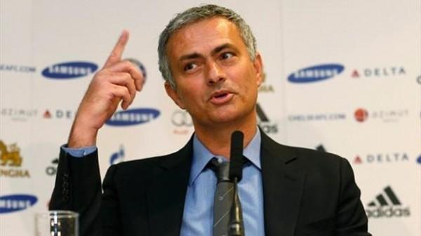 Jose Mourinho Number 1