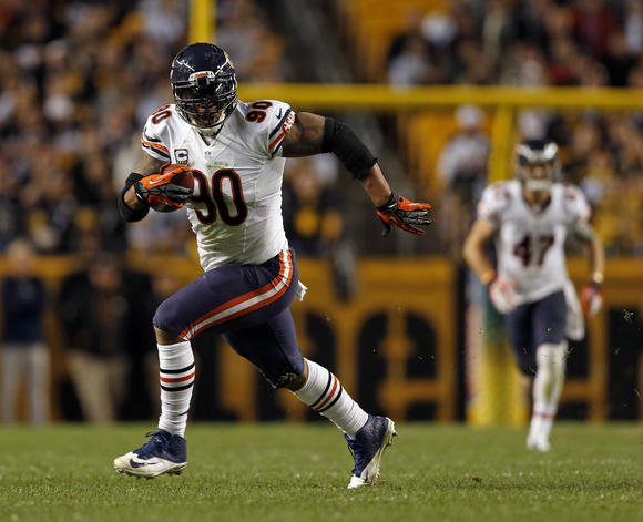 Julius Peppers Bears Chicago Bears Defense Scores More Than Jacksonville Jaguars Offense