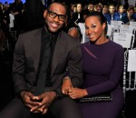 LeBron James & Wife