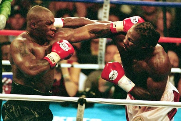 Lennox Lewis vs Mike Tyson