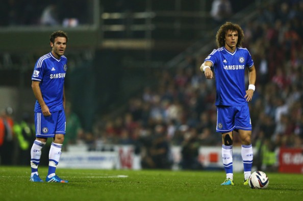 Mata, David Luiz
