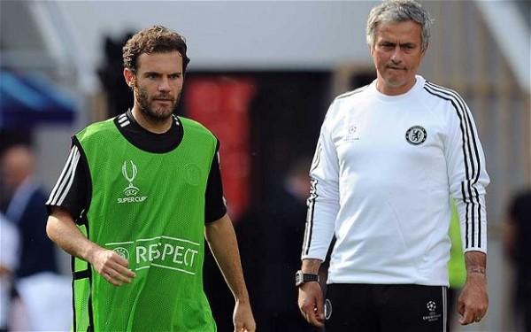 Mata & Mourinho