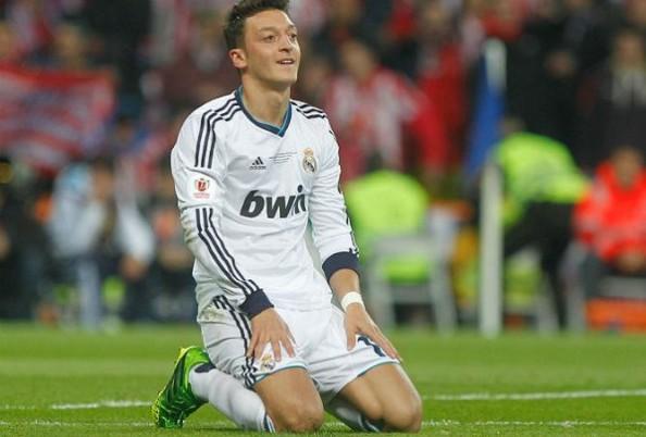 Mesut Ozil Leaving