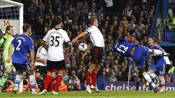 Mikel Goal