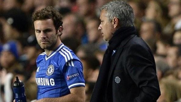 Mourinho & Mata