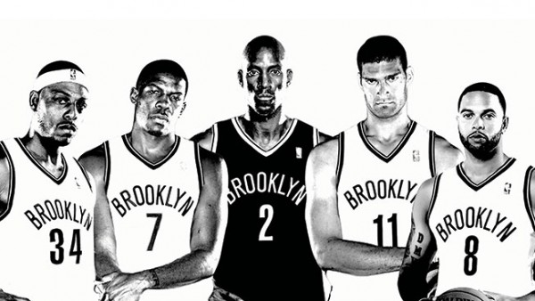 New Nets lineup