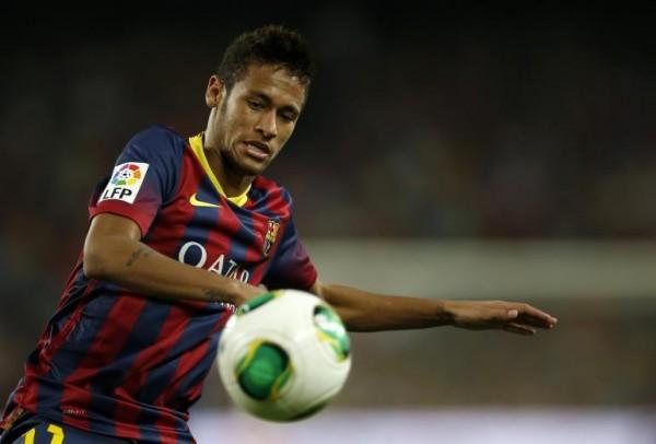 Neymar vs Valencia