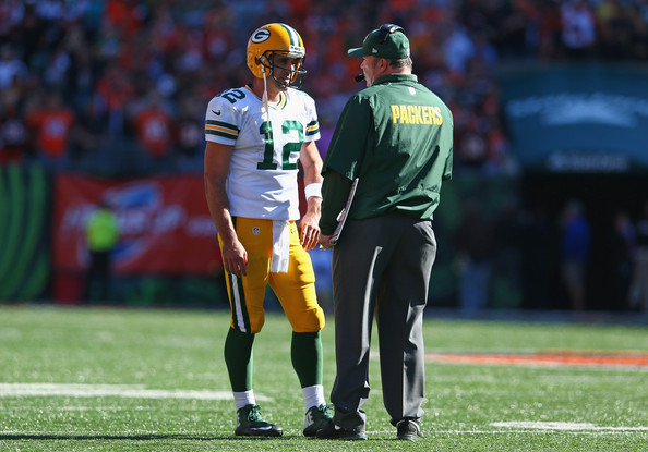 Rodgers, Mike McCarthy