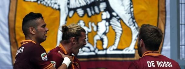 Roma vs Lazio Derby