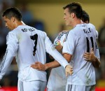 Ronaldo, Bale, Real Madrid