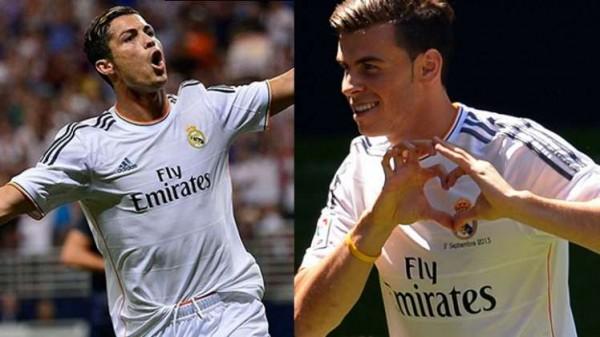 Ronaldo, Bale