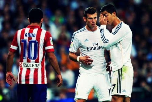 Ronaldo Bale1 e1380437766724 Real Madrid   Cristiano Ronaldo Cant Succeed Without Isco & Carlo Ancelotti Helping Him