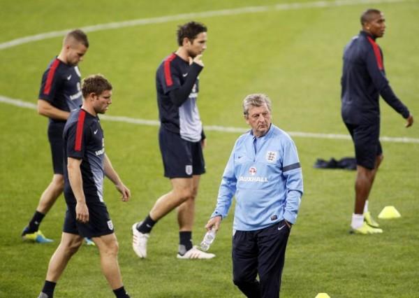 Roy Hodgson & England