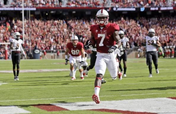 Stanford Touchdown