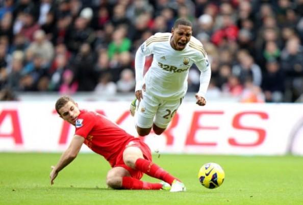 Swansea Liverpool 0-0