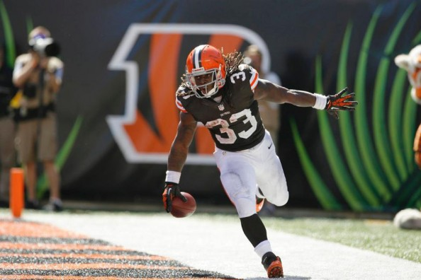 Trent Richardson Browns