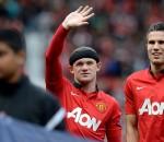 Wayne Rooney, Robin van Persie