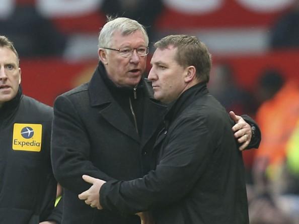 Alex Ferguson, Brendan Rodgers