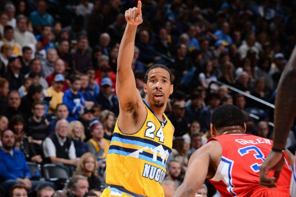 Andre Miller1 10 Oldest NBA Players Heading Into the 2013 2014 Season