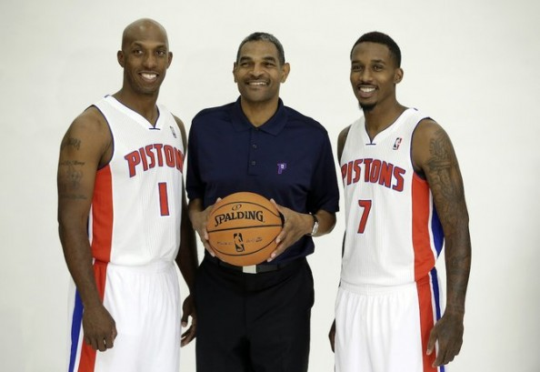 Billups, Coach, Jennings