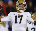 Brett Hundley has led UCLA to a 5-0 record with 12 touchdown passes and 4 interceptions, throwing for 1469 yards.