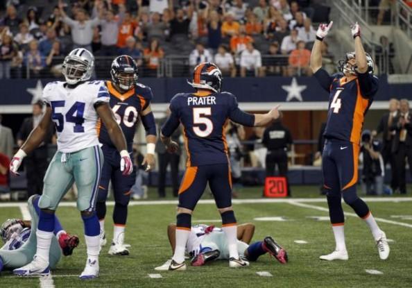 Broncos Win
