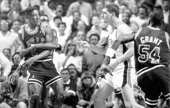 Bulls Pistons