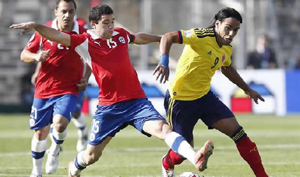Colombia vs Chile