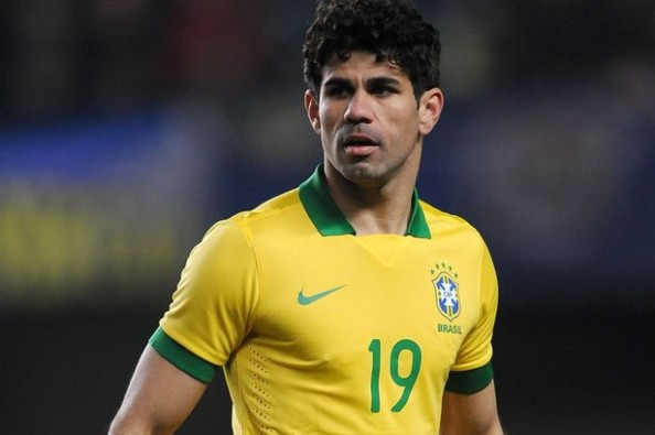 After 10 goals in the first 8 league matches this season, Brazil forgot they didn't really like his first two appearances for the Selecao, while Spain are trying to make the most of the situation