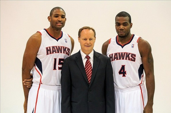 Horford, Coach, Millsap