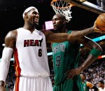 LeBron James and the Miami Heat have beaten the Boston Celtics twice in the playoffs over the last three years.
