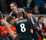 Leverkusen Celebrations