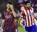Lionel Messi, Diego Costa