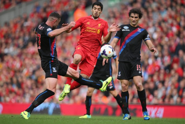 Suarez has scored three goals in two matches so far this season