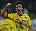 Mats Hummels, 24, has won two league titles with Dortmund and has played 26 times for the German national team